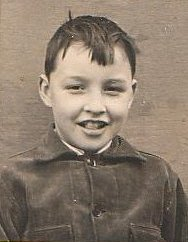 Colin Weightman                           aged 8