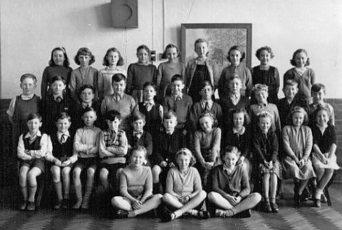 Conway School class photo 1954