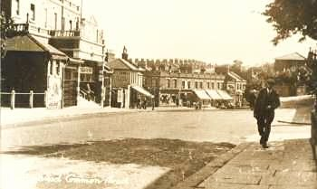 Plumstead Common Road, C.1930. Photo:                           Greenwich Heritage Centre
